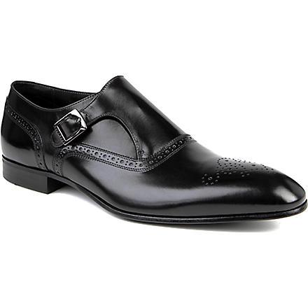 HUGO BOSS Wintox monk shoes (Black