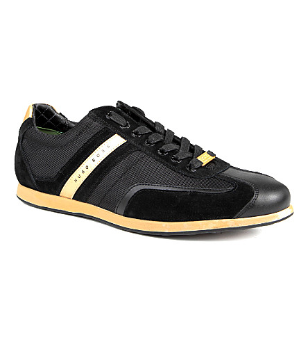 HUGO BOSS Stiven lo pro trainers (Blk/other