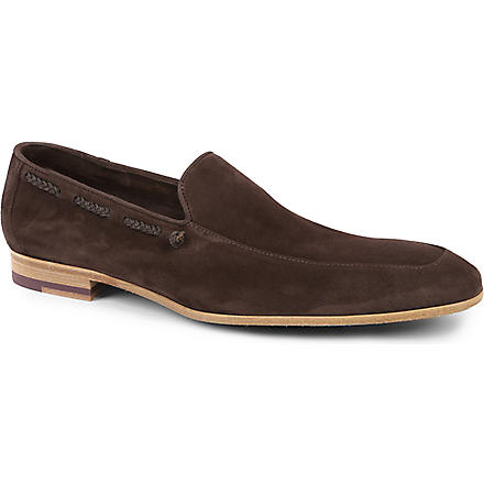 PAUL SMITH Jasper loafers (Brown