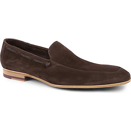 PAUL SMITH Jasper loafers (Brown
