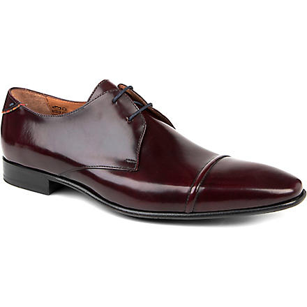 PAUL SMITH Robin Derby shoes (Wine