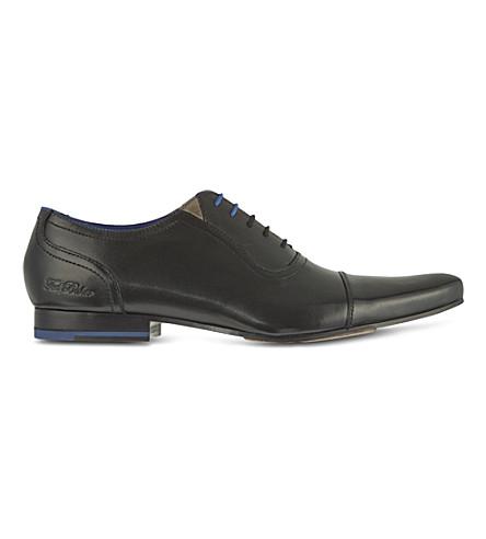 TED BAKER Rogarr toecap oxford shoes (Black