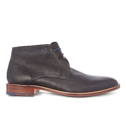 TED BAKER Torsdi 2 desert chukka boots (Black