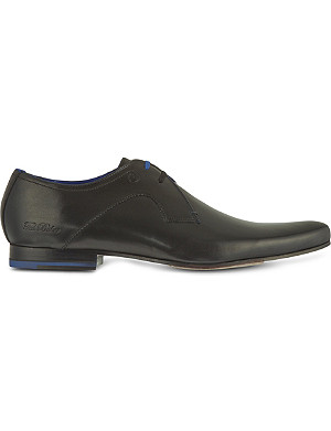 TED BAKER Marrt leather derby shoes