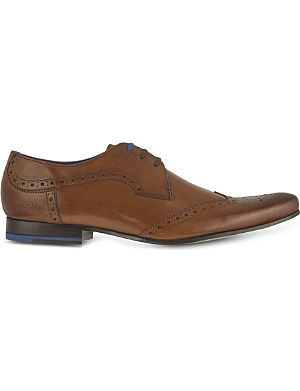 TED BAKER Hann wingcap derby shoes