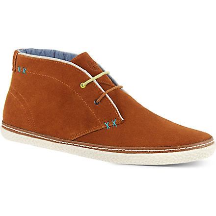 TED BAKER Abdon 2 chukka boots (Tan