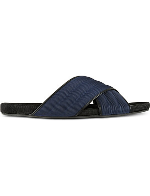 DAN WARD Cross-over sandals