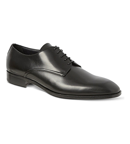 ERMENEGILDO ZEGNA Derby shoes (Black