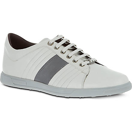 ERMENEGILDO ZEGNA New Marin tennis trainers (White