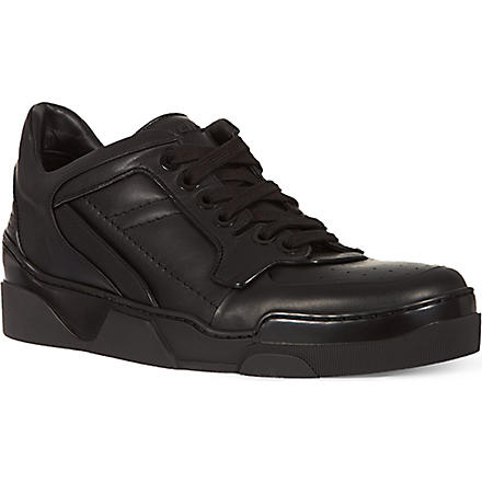 GIVENCHY Classic lo trainers (Black