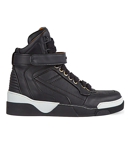 GIVENCHY Tyson high tops (Black