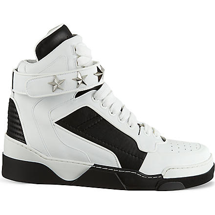 GIVENCHY Tyson high-top trainers (White