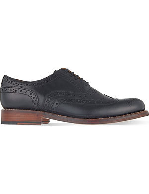 GRENSON Angus Oxford shoes