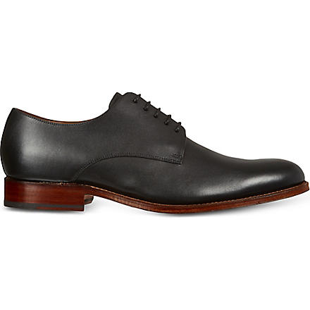 GRENSON Tobby Derby shoes (Black