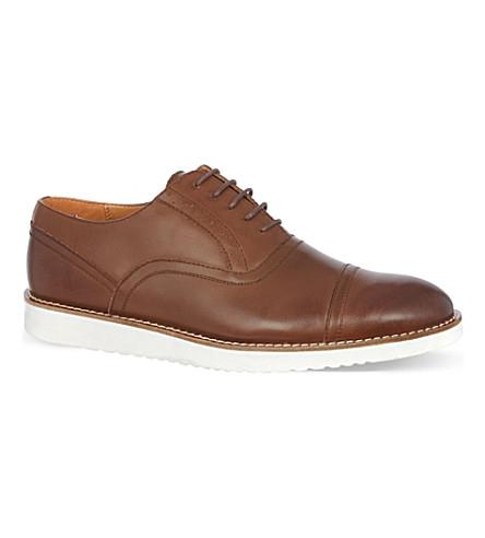 KG BY KURT GEIGER Ratner wedge Oxford shoes (Brown