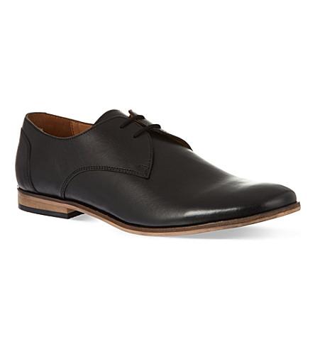 KG KURT GEIGER Jones derby shoes (Black