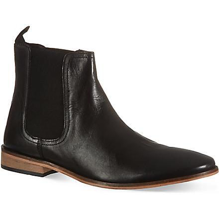 KG KURT GEIGER Eddie Chelsea boots (Black
