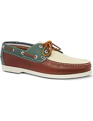 KG KURT GEIGER Cowes boat shoes