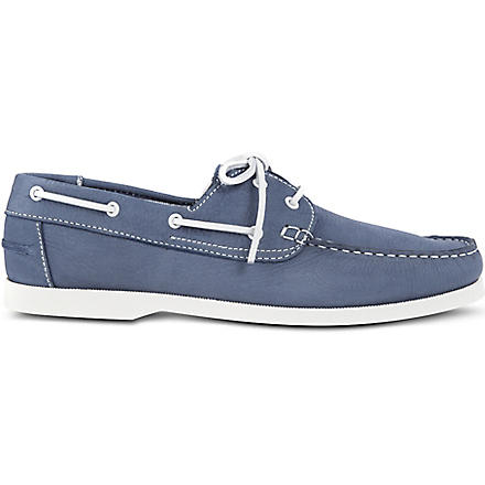 KG KURT GEIGER Cowes boat shoes (Blue