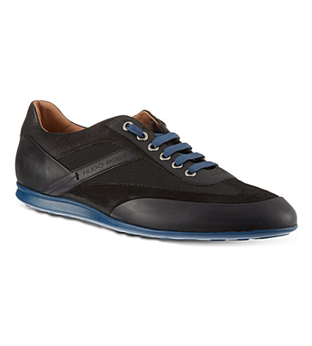 HUGO BOSS Attlio lo pro trainers (Black