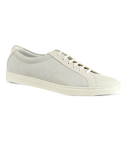 HUGO BOSS Fusseo trainers (White