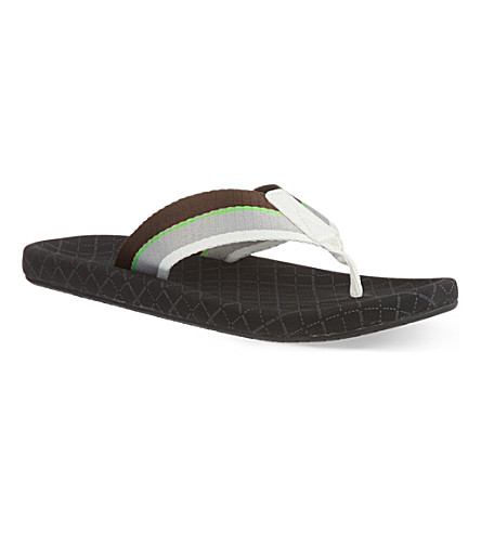 HUGO BOSS Shoreline sandals (Black