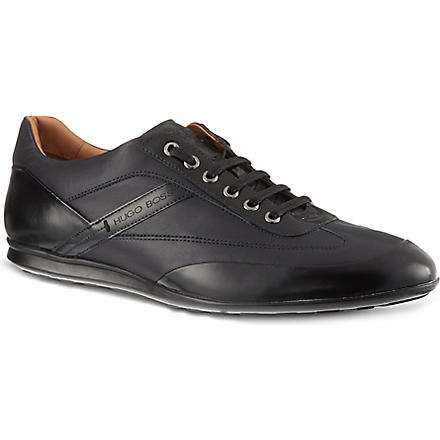 HUGO BOSS Attlo lo pro trainers (Black