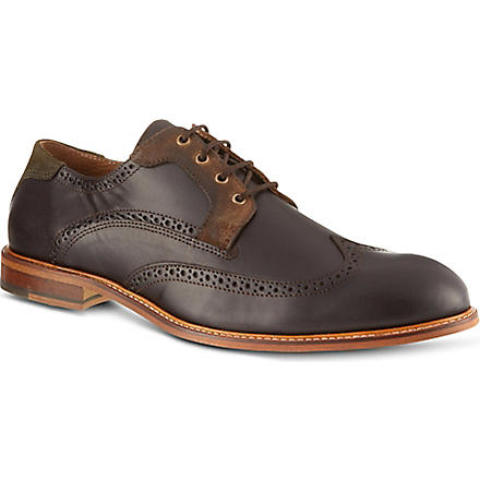 KG KURT GEIGER Brandon brogues (Brown