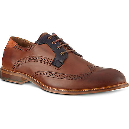 KG BY KURT GEIGER Brandon brogues (Tan