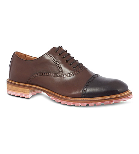 BESPOKEN Witworth brogues (Brown