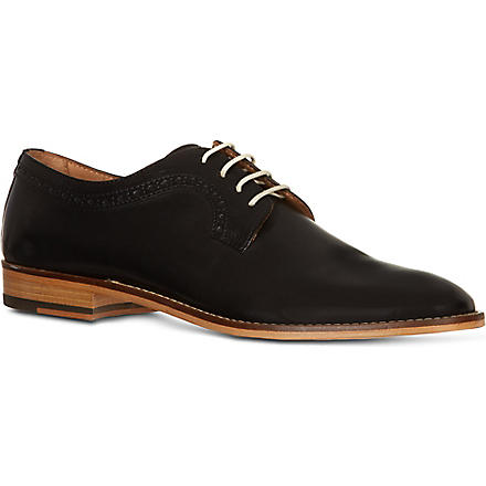 BESPOKEN The New Derby shoes (Black
