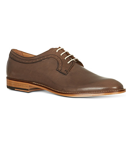 BESPOKEN The new derby shoes (Grey