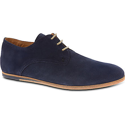 BESPOKEN The Summer Derby shoes (Navy