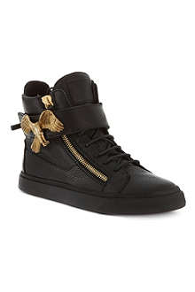 GIUSEPPE ZANOTTI Eagle high-top trainers