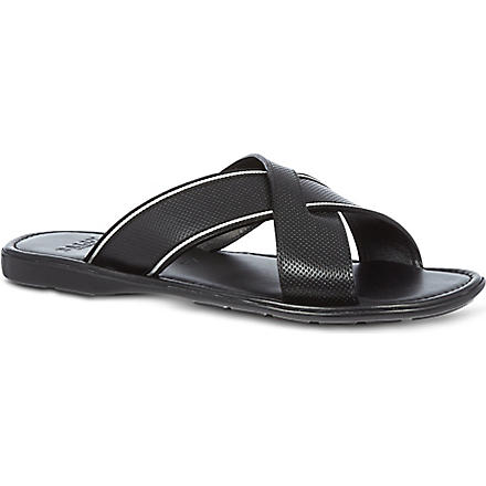 BALLY Darlie slip-on sandals (Black