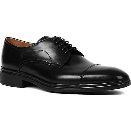 BALLY Nevil Derby shoes (Black