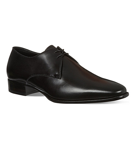 SAINT LAURENT Blake Derby shoes (Black