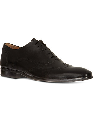 KURT GEIGER Graham leather Oxford shoes