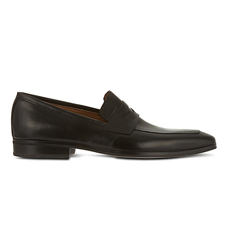 KURT GEIGER LONDON Ginger loafers (Black