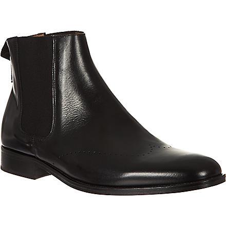KURT GEIGER Lester chelsea boots (Black