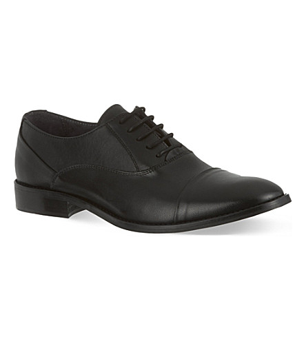 KG KURT GEIGER Bert Oxford shoes (Black