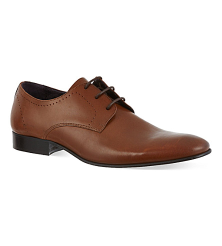 KG KURT GEIGER Joseph Oxford shoes (Tan