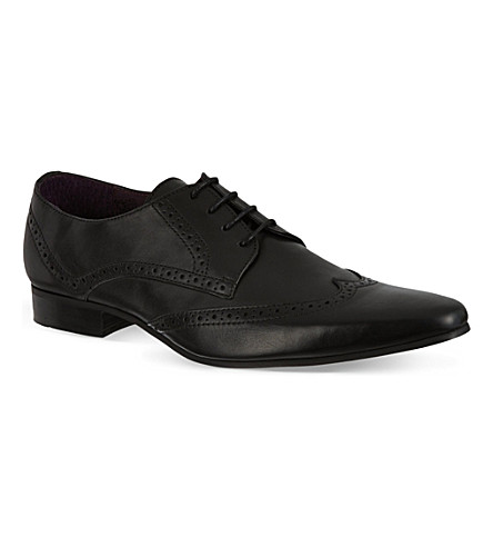 KG KURT GEIGER Jake brogues (Black