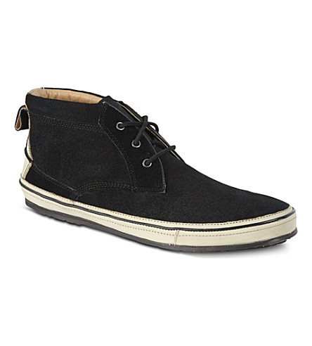 JOHN VARVATOS Redding chukka boots (Black