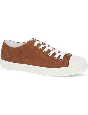 KURT GEIGER Beeby suede trainers