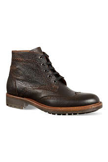 KURT GEIGER Percy brogue boots