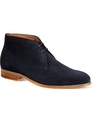 KURT GEIGER LONDON Harold desert boots
