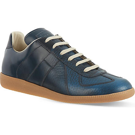 MAISON MARTIN MARGIELA Replica trainers (Blue