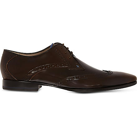 OLIVER SWEENEY Buxhall Oxford shoes (Brown