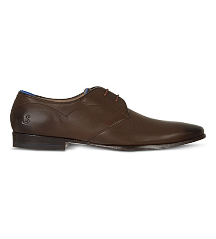 OLIVER SWEENEY Morsang Derby shoes (Brown